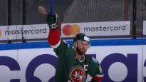 """KHL nedēļas vārtu guvumos triumfē """"Ak Bars"""" kapteinis"""