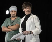 """Dailes teātrī pirmizrādi piedzīvos """"Ārsts"""""""