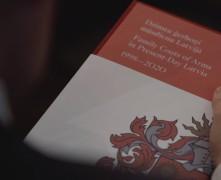 """Drīzumā klajā nāks izdevums """"Dzimtu ģerboņi mūsdienu Latvijā"""""""