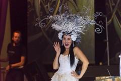 """Foto: TV3 pilngadības """"Cabaret"""" mēģinājums uz lielās skatuves – atklāti jauni tā dalībnieki"""