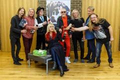 Foto: Atklāta Kulakova un Akurateres jubilejas koncerttūre
