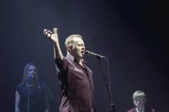 Foto: Igo ar koncertiem Liepājā nosvin 40 gadus uz skatuves
