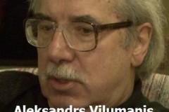 """Video: Aleksandrs Viļumanis par jubilejas koncertuzvedumu """"Spēlēju, dancoju"""", diriģenta gaitām un mūziķu noturēšanu Latvijā"""
