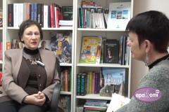 """Video: Gada citāti. Māra Svīre: """"Kristieši pēc bībeles nedzīvo..."""""""
