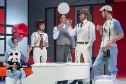 """Liepājas teātrī pēdējo reizi tiks spēlēta melodrāma """"Lielais Getsbijs"""""""