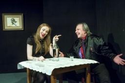 Dramaturgu teātra viesizrādes Tomē un Mārsnēnos