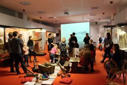 """26. februārī Latvijas Nacionālajā vēstures muzejā nodarbība bērniem """"No liniem līdz kreklam"""""""