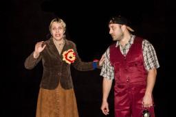 Dramaturgu teātris viesosies Sesavā un Apē
