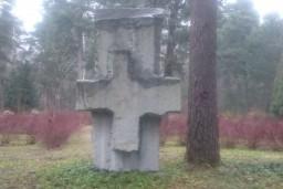 Latvijas Mākslinieku savienība aicina uz ikgadējo talku Mākslinieku kapu kalniņā, Pirmajos Meža kapos, Rīgā