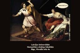 """""""Literatūra un reliģija. Simsons un Delīla, Boāss un Rute, Jāzeps un Potifara sieva: 3 pāri un 6 likteņi Bībelē, literatūrā, mākslā un kultūrā"""""""