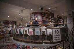 """Atzīmējot grāmatas """"365"""" panākumus, Guntars Račs uzrīko mini festivālu grāmatnīcā"""