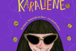 """Grāmata """"Vaboļu karaliene"""" - aizraujošs, baiss un fantastisks stāsta turpinājums starptautiskajam bestselleram """"Vaboļpuika"""""""