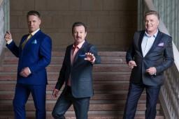 Trīs Latvijas tenori  aicina uz īpašu koncertu VEF Kultūras pilī