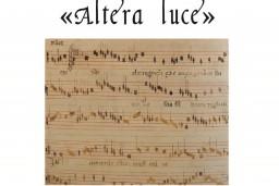"""Bauskas pilī skanēs viduslaiku galma mūzika koncertprogrammā """"Altera luce"""""""