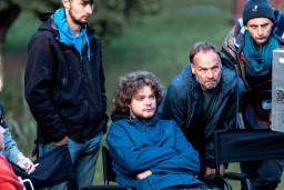 Matīsa Kažas vesternu turpina filmēt Itālijā
