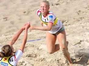 Krastiņa un Jaudzema Eiropas U-23 čempionātu noslēdz 7. vietā