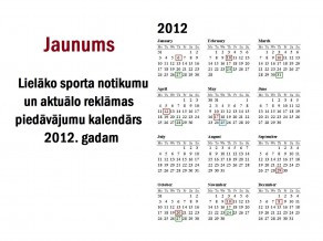 Speciālie piedāvājumi lielajiem sporta notikumiem