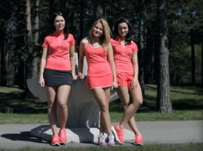Video: Lady's Sweet aicina skriet Nike Riga Run
