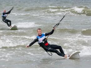 Nedēļas nogalē notiks pirmais Latvijas čempionāts kaitbordā