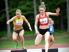 Fantastic National Record for Latvian Athlete Jeļizarova