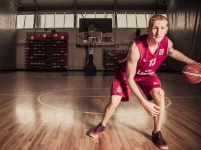 """Šmits: """"Gods spēlēt ar Latvijas labākajiem basketbolistiem"""""""
