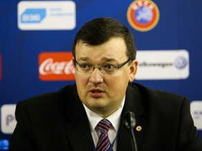 """Kazakevičs: """"Nīderlandei ir spēlētāji no Premjerlīgas un Bundeslīgas. Mums būtiski ir pārslēgties ātruma ziņā"""""""