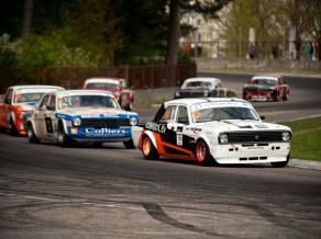 Vēsturisko automobiļu seriāls Dzintara aplis sezonu atklās 1. maijā
