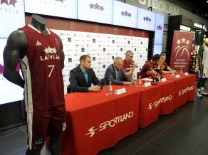 Olimpisko spēļu kvalifikācijas turnīru basketbolā rādīs TV6
