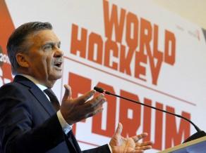 """Fāzels: """"KHL finālos tiesnešu darbs vērtējams kā labs"""""""
