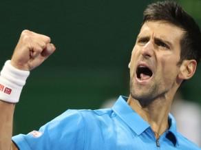 Džokovičs grandiozā Dohas finālā pārtrauc Mareja 28 uzvaru sēriju