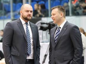 Štālbergs un Valeiko noslēdz sezonu ar bezcerīgu kapitulāciju pret baltkrieviem