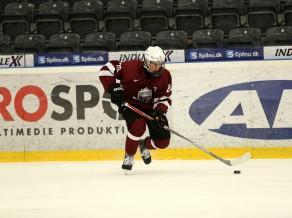 NHL drafta prognozēs iekļauti četri latviešu hokejisti