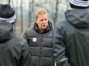 """Starkovs: """"Dobrecovu uzskatu par vienu no talantīgākajiem Latvijas futbolistiem"""""""
