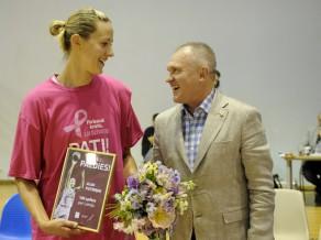 Putniņai 26 punkti uzvarā pār Pondeksteri, Babkinai divi duči Madridē