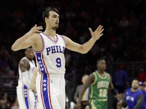 """""""76ers"""" atspēlējas un pieveic """"Celtics"""""""