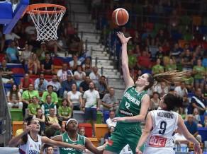 Bezbailīgā Slovēnija izstājas, Serbija tuvu otrajai vietai C grupā