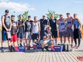 Latvijas 3x3 čempionāta trīs grupu līdervienības uzvar Jelgavā