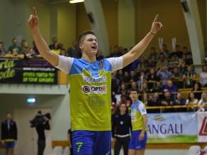 Gaidāms jaunās Baltijas volejbola līgas sezonas starts, Latvijai piecas komandas