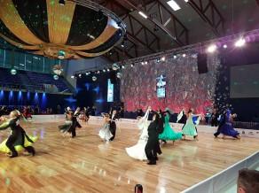 Latvija Ziemeļeiropas čempionātā sporta dejās 3.vietā