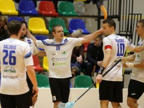 """""""Pārgauja"""" pārliecinoši tiek galā ar Igaunijas čempioniem"""