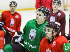 Savainojumu dēļ veiktas izmaiņas Latvijas izlases sastāvā