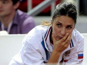 Miskina pirms dueļa ar Latviju atstās Krievijas sieviešu tenisa izlases kapteines amatu