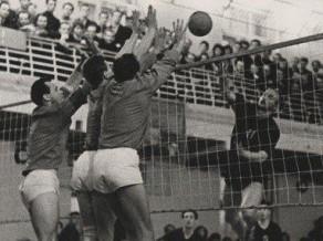 Izdota Latvijas volejbola vēstures grāmata