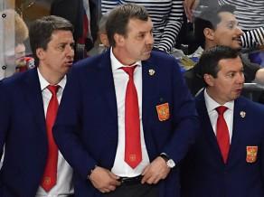 Vorobjovs šokēts par savu jauno amatu, Znaroks atsakās komentēt (papildināts)