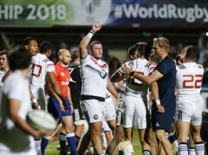 Francija <i>izsmērē</i> Jaunzēlandi un iekļūst PČ U20 finālā
