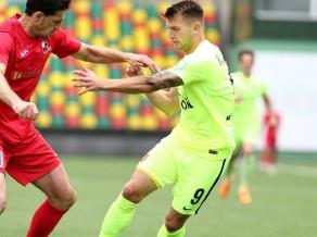 Eirokausi: lietuvieši izglābjas Velsā, Sanmarīno klubam uzvara ar 3:0