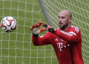 """Reina aiziet no """"Bayern"""" un pievienojas """"Napoli"""""""