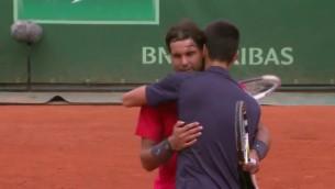 Video: Nadals izcīna septīto ''French Open'' titulu