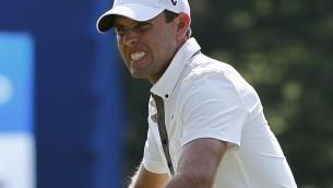 Video: DĀR golfera Švorcela murgs - četri sitieni no nepilna metra attāluma
