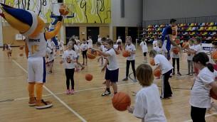 Video: Basketbols aicina Rīga-Ogre-Daugavpils
